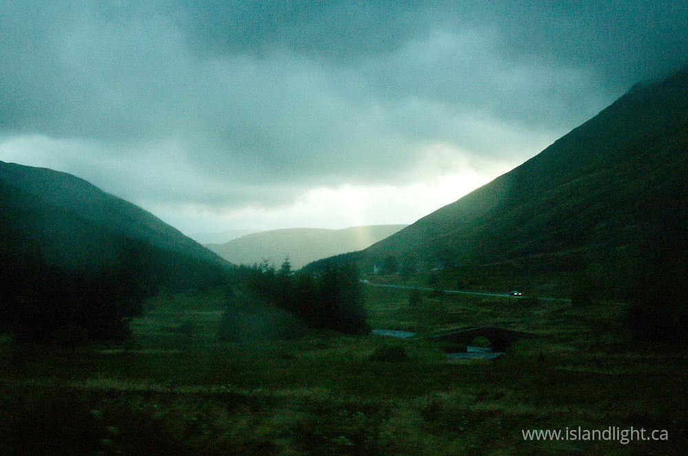 Landscape  photo from  ,  Scotland.