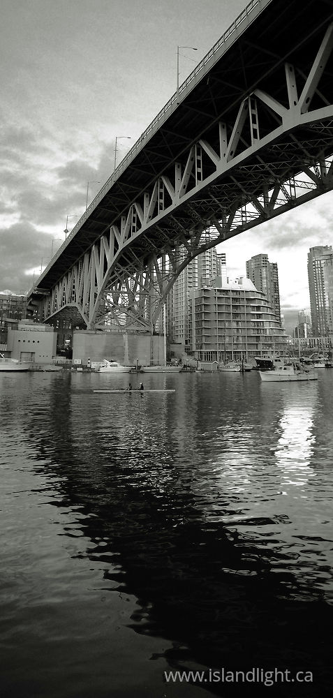 Architecture photo from False Creek Vancouver, BC Canada.