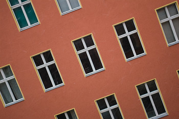 Windows ~ Architecture picture from Berlin Germany.