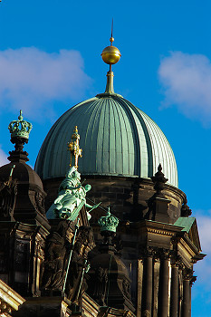 Berliner Dom ~ Cathedral picture from Berlin Germany.