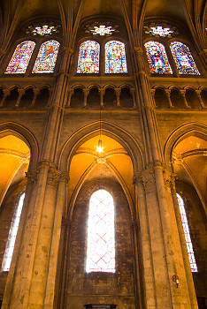 Chartres Cathedral ~ Cathedral picture from Chartres France.
