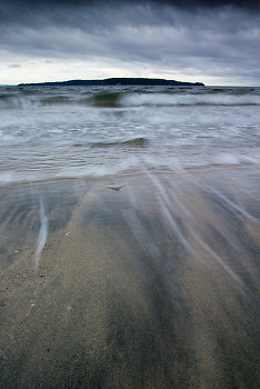Southeast Gale ~ Storm picture from Cortes Island Canada.