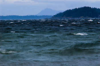 Gale ~ Storm picture from Desolation Sound Canada.
