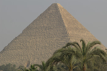 Great Pyramid ~ Pyramid picture from Giza Egypt.