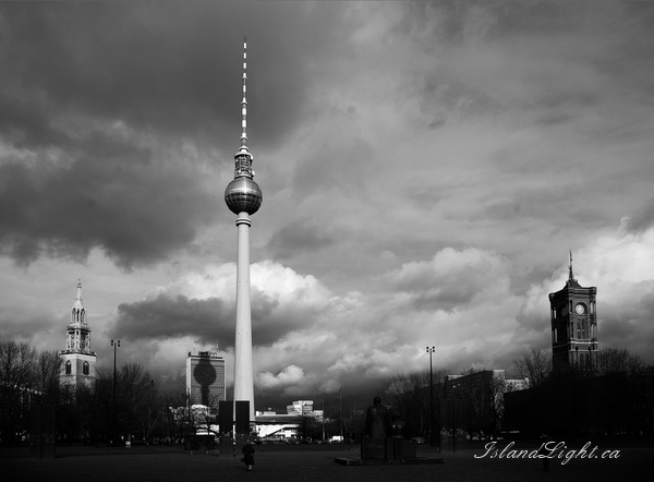 Cityscape photo from  Berlin,  Germany.