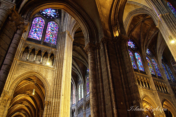 Notre Dame de Chartres ~ Cathedral Photo from Chartres France.