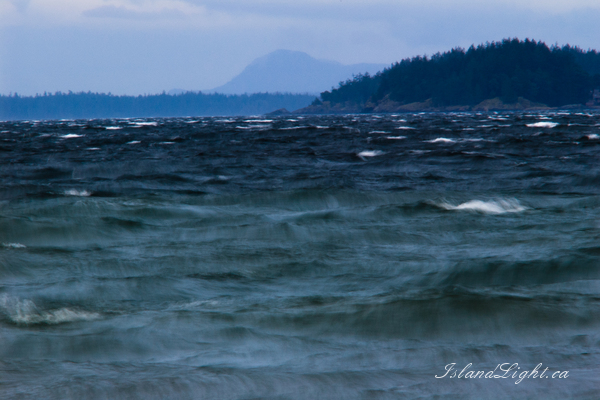Seascape  photo from  Desolation Sound, BC Canada.