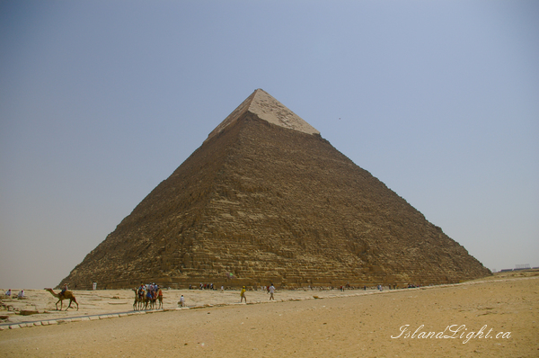 Second Pyramid -   photo
