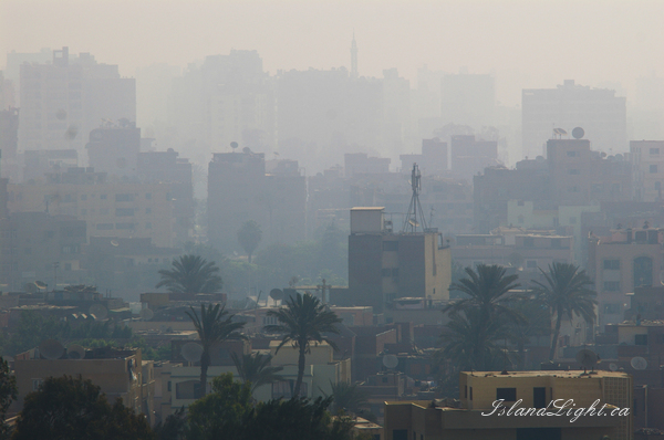 Giza Village ~ Cityscape Photo from Giza Egypt.