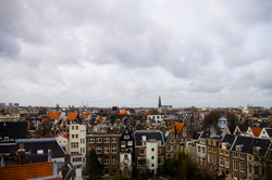 Amsterdam ~ Cityscape  picture from Amsterdam Netherlands.