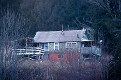Old House - Cortes Island  photo