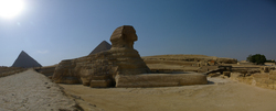Sphinx - Giza  photo