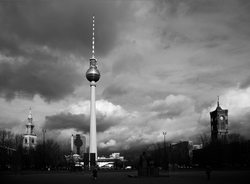 Cityscape picture from Berlin Germany.