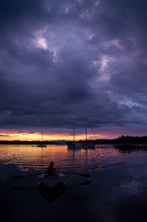 Rowboat - Cortes Island  photo