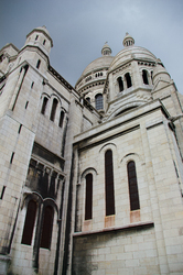 Sacre Coeur - Paris Cathedral photo