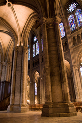 Notre Dame de Chartres ~ Cathedral picture from Chartres France.