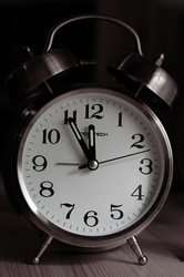 Five to Twelve -  Clock photo