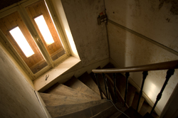 Stair to the Attic -   photo