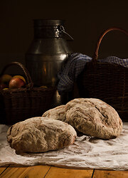 Voule Michel ~ French Bread  picture from Aillevillers France.