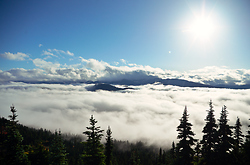 The View from the Top - Mount Washington  photo