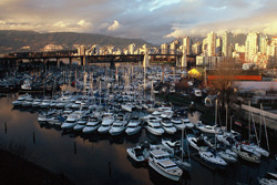 False Creek Marina - Vancouver Marina photo