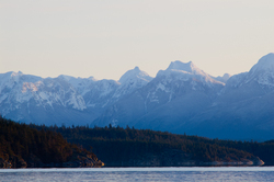 Cortes Island Mountain photo