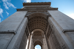 Arc de Triomphe -   photo