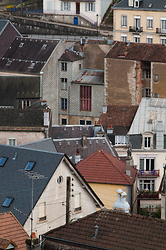 Plombieres rooftops No. 2 -   photo