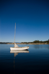 Cortes Island Sailing Dingy photo