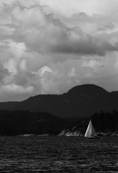 Quadra Island Sailing photo