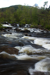 River picture from Scotland Scotland.