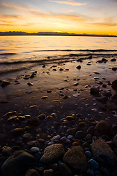 West Shore - Cortes Island  photo