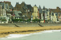 St. Malo -  Coastal City photo