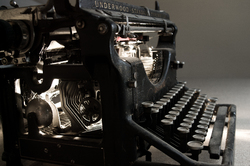 Typewriter - Aillevillers Typewriter photo