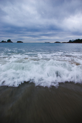 Calvert Island Wave photo