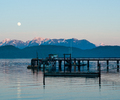 Cortes Island Harbour photo