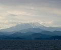Georgia Strait Mountain photo
