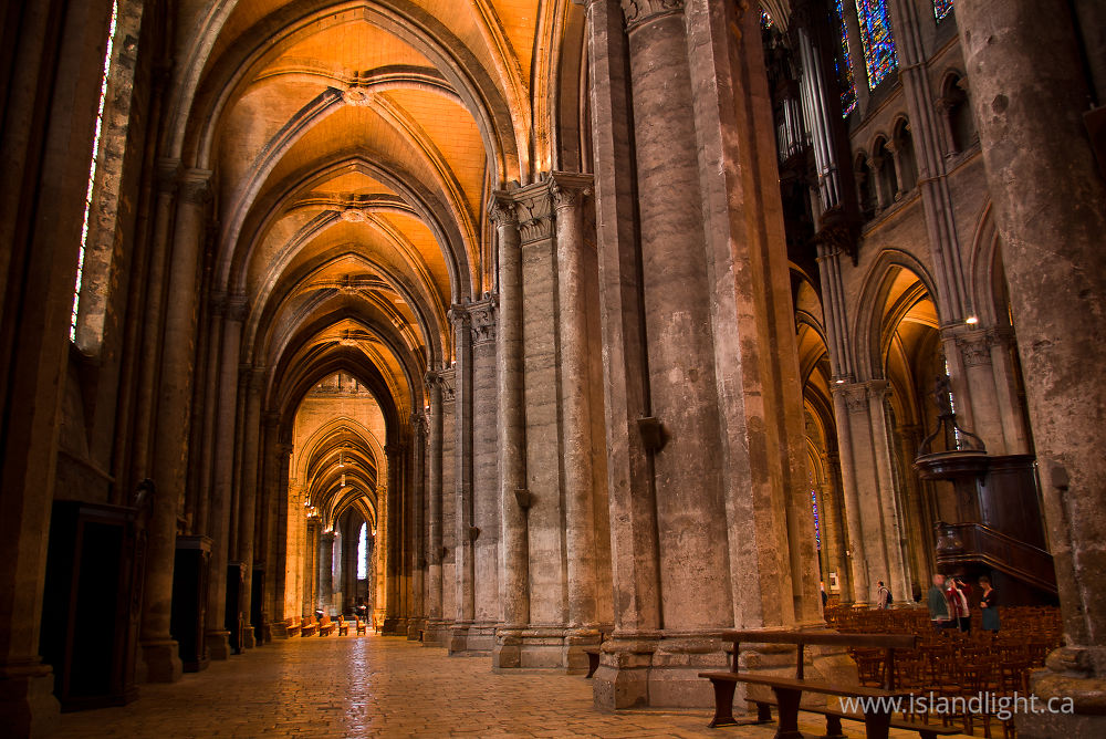 Architecture  photo from  Chartres,  France.