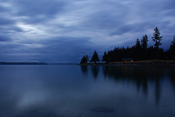 The Point - Cortes Island  photo