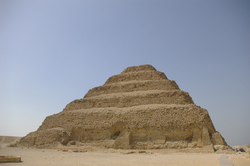 Step Pyramid - Saqqara Pyramid photo