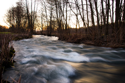 Freshet  - Aillevillers River photo