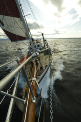 A Good Sail - Georgia Strait Sailing photo