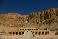 Djeser-Djeseru - Valley of the Kings Temple photo