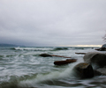 Cortes Island Seascape  photo